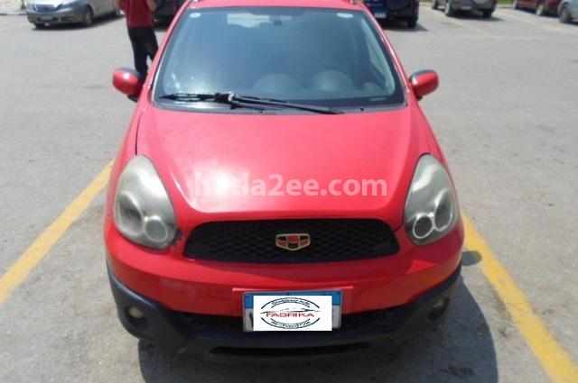 X Pandino Geely Red