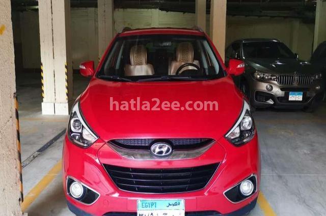 IX 35 Hyundai احمر