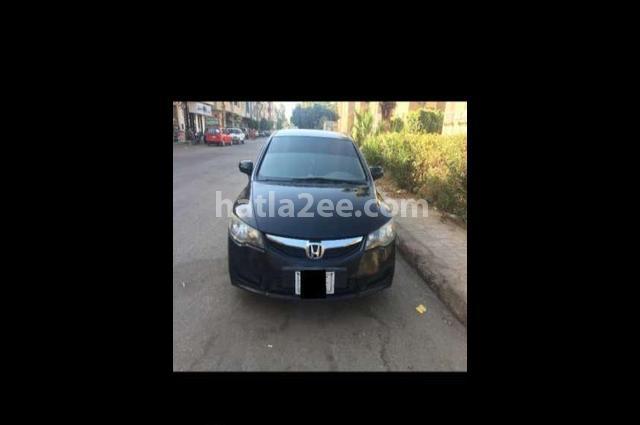 Civic Honda Black