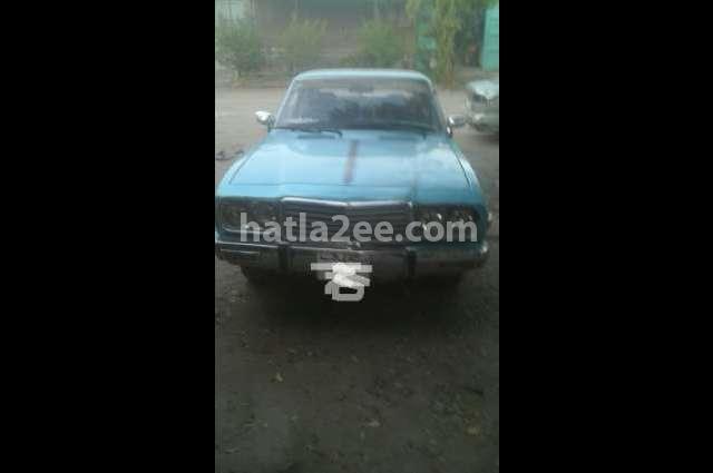 929 Mazda أزرق