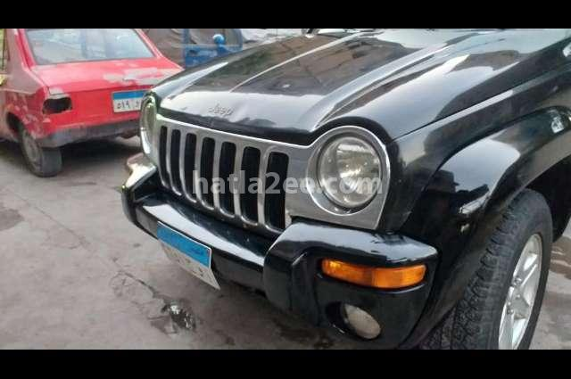Liberty Jeep Black