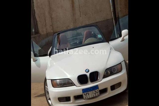 Z3 BMW أبيض