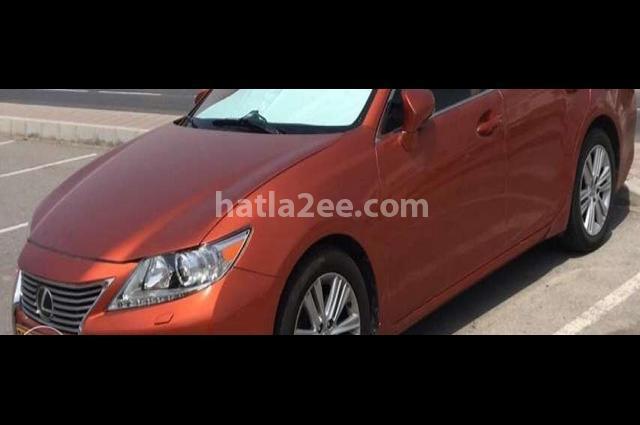 Es Lexus Orange