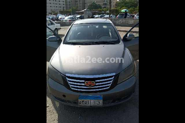 Emgrand 7 Geely رمادي