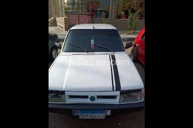 Shahin Fiat White