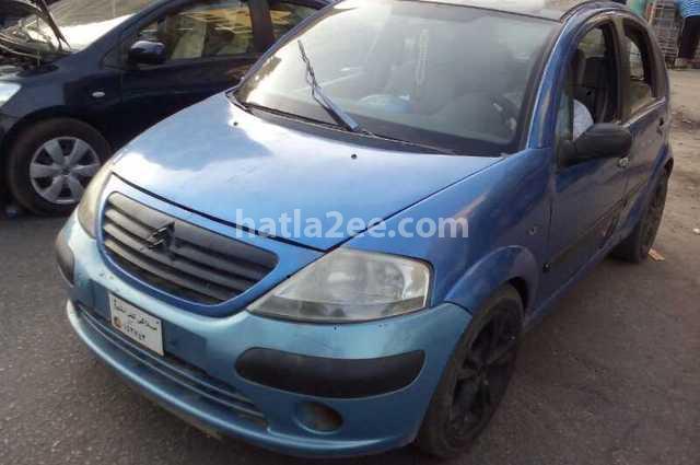 C3 Citroën أزرق