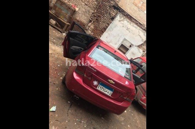 Cruze Chevrolet احمر غامق