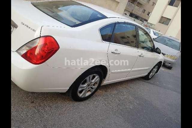 Safran Renault White