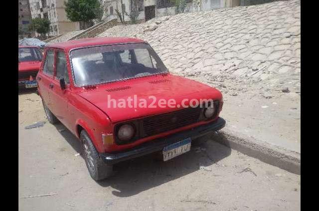 Zastava Fiat احمر