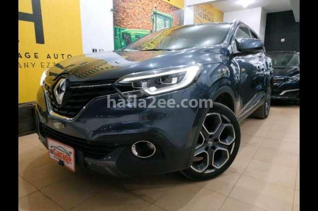 Kadjar Renault Gray