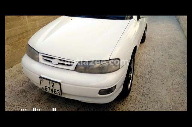 Sephia Kia أبيض