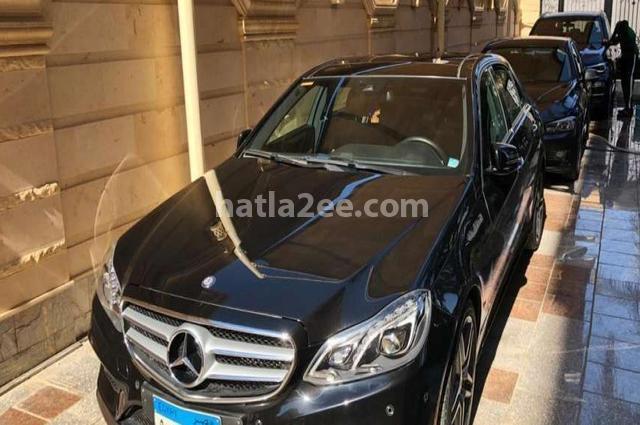 E 250 Mercedes أسود