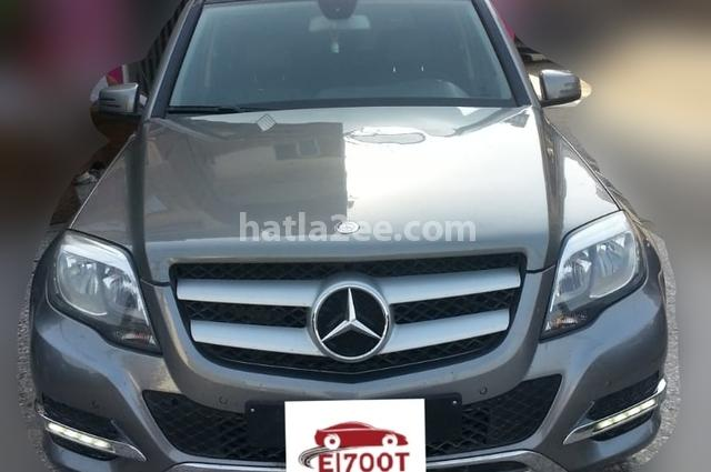 GLK 250 Mercedes Gray