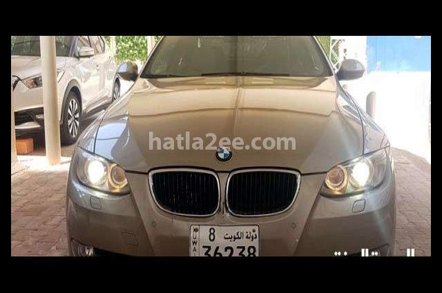 320 BMW ذهبي