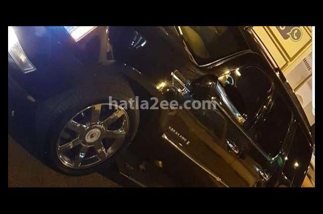 Escalade Cadillac Black