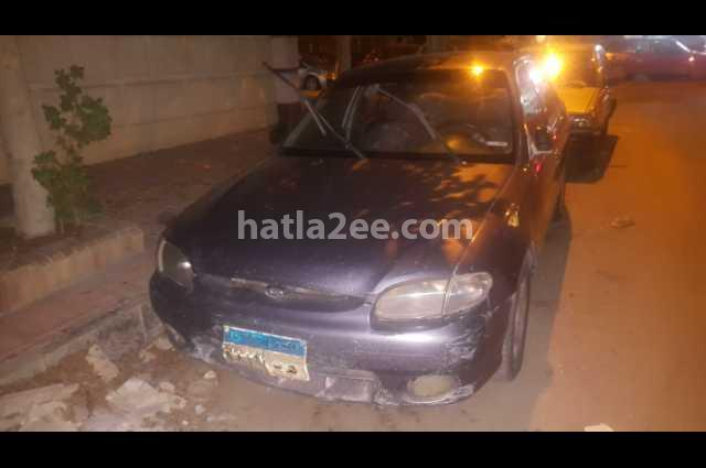 Accent Hyundai سماوى