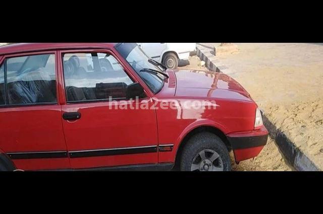 Dogan Fiat Red