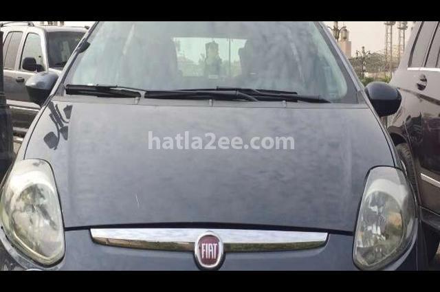 Punto evo Fiat رمادي