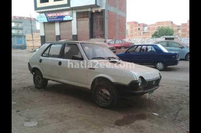 Ritmo Fiat White
