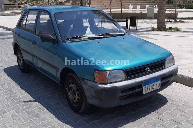 Starlet Toyota سماوى