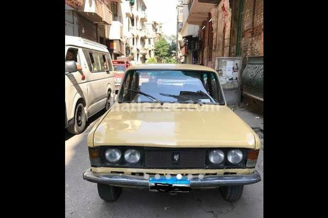 125 Fiat اصفر
