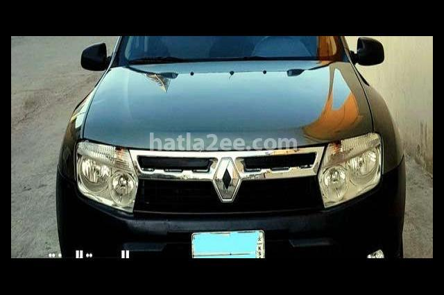 Duster Renault Dark green