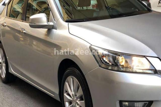 Accord Honda Silver