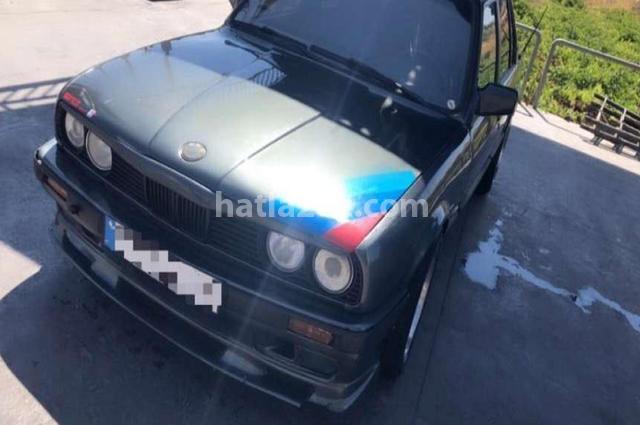 325 BMW أسود