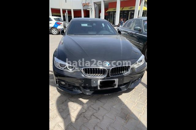 435 BMW أسود