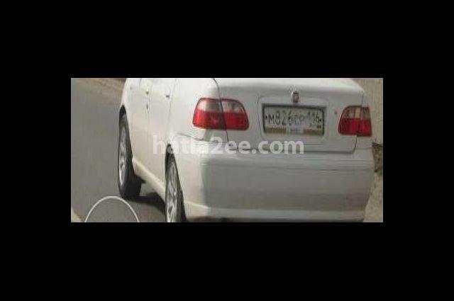 Albea Fiat أبيض