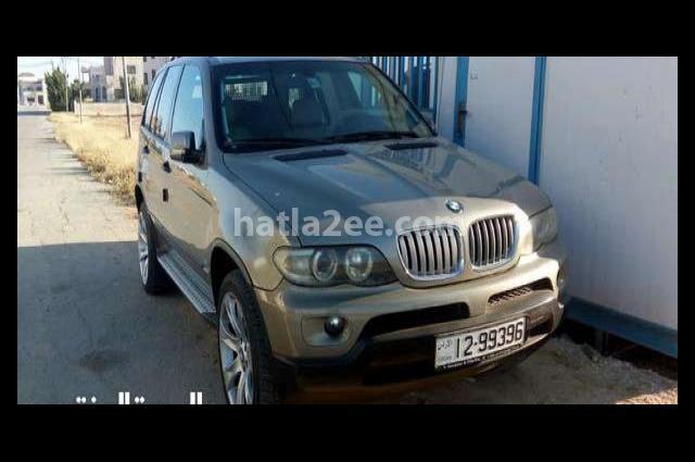 X5 BMW Gold
