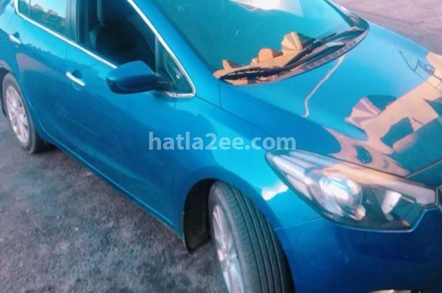 Cerato Kia أزرق