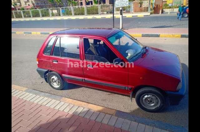 Maruti Suzuki احمر غامق