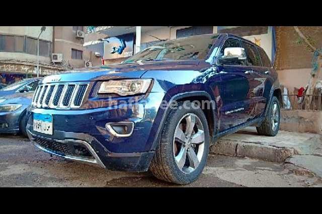Grand Cherokee Jeep Dark blue