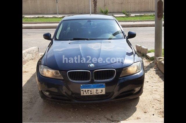 318 BMW Dark blue