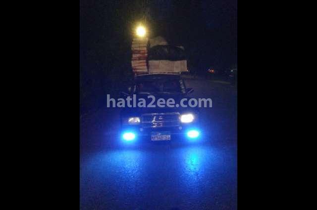 2107 Lada الأزرق الداكن