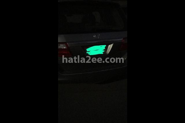 Odyssey Honda أخضر