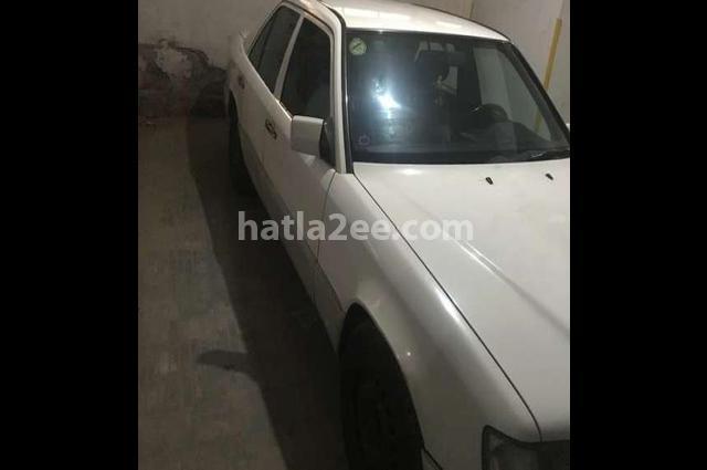 E 200 Mercedes White