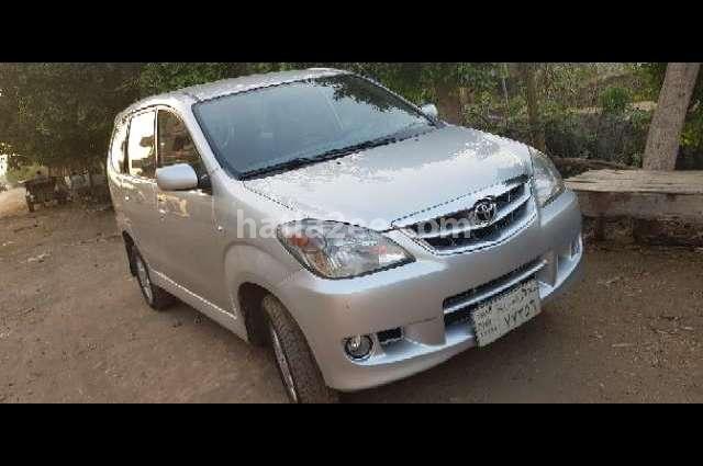 Avanza Toyota Silver
