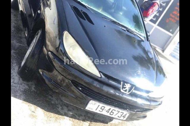 206 Peugeot Black