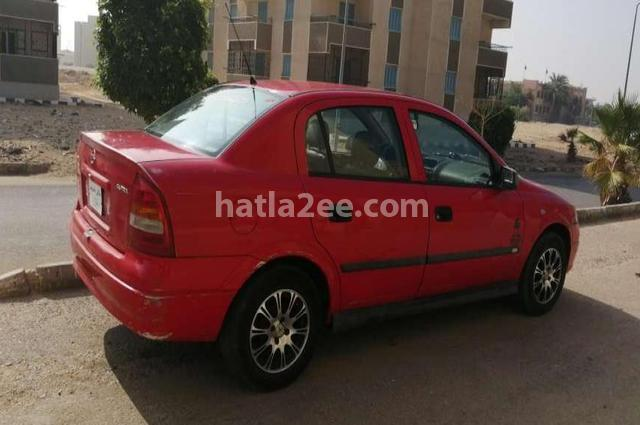 Astra Opel Red
