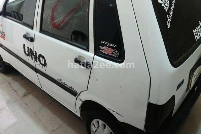 Uno Fiat White