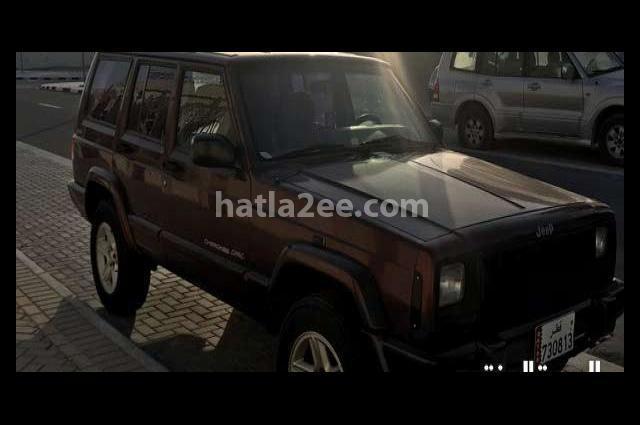 Grand Cherokee Jeep Brown