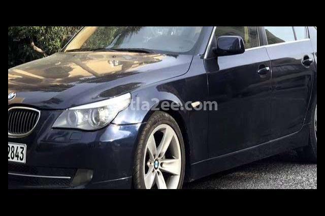 528 BMW أزرق