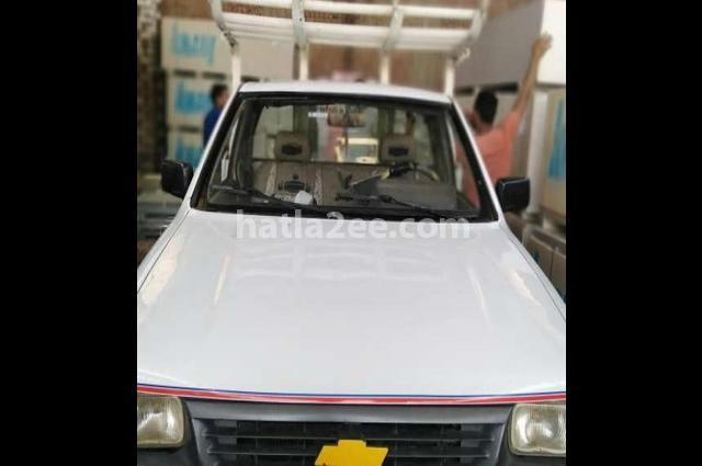Pickup Chevrolet أبيض