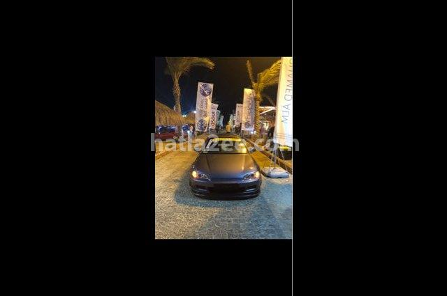 Civic Honda رمادي