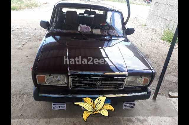 2107 Lada بني