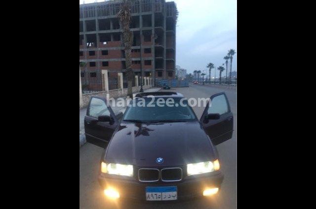 316 BMW بنفسجي