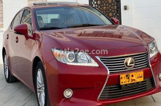 Es Lexus Dark red
