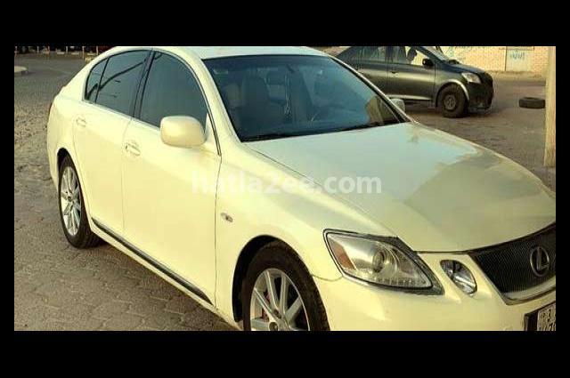 Gs Lexus White